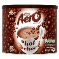 Aero 1kg Hot Chocolate Tin - SPECIAL OFFER